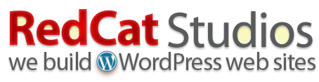 RedCat Studios WordPress