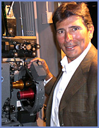 Italian Film Festival Founder Claudio Di Persia Italian Cinema Miami Italian Film Festival, Inc. Non-profit Organization