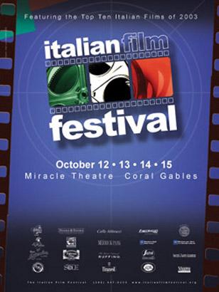 2003 Italian Film Festival in Miami