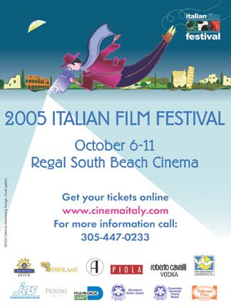 2005 Italian Film Festival in Miami
