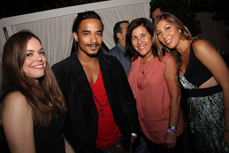 Opening Night Party @ the Pool of the Delano Hotel - XI Cinema Italy<br />