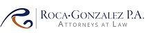 RocaGonzalez P.A. - Attorneys at law - Gold Sponsor of Cinema Italy - the Italian Film Festival in Miami