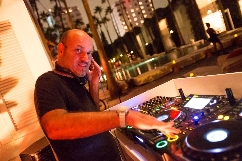 Opening Night Party @Delano Miami Beach - Sound by the one &amp; only DJ @Corrado Rizza - PHOTO COURTESY of @Circo Massimo Entertainment<br />