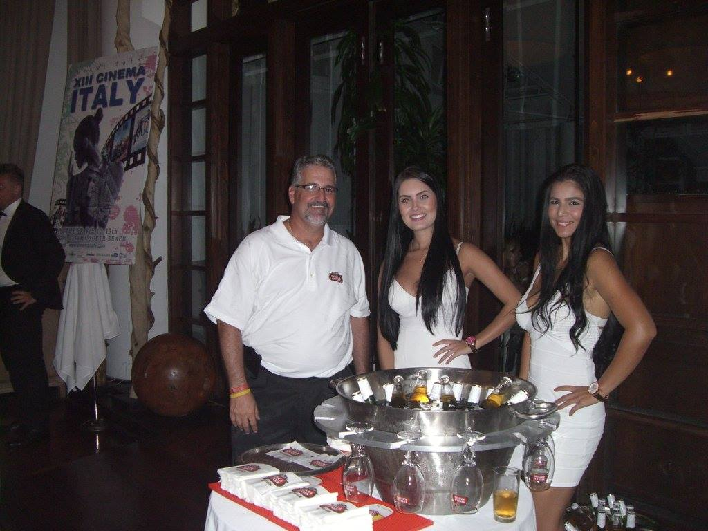 Closing Night @Bianca at Delano -  with our valuable sponsor Stella Artois<br />