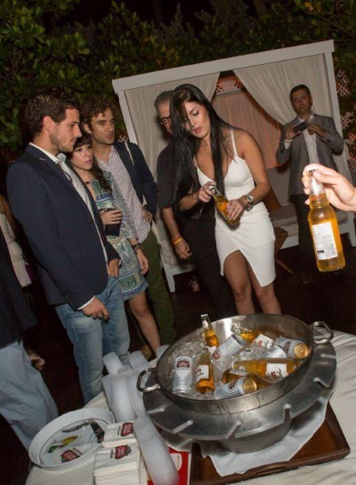 Opening Night Party @Delano Miami Beach - with the fine taste of Stella Artois -  PHOTO COURTESY of @Circo Massimo Entertainment<br />