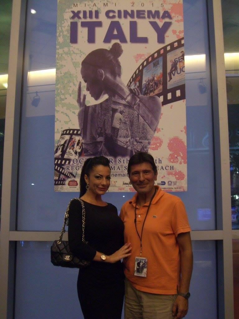 Meet & Greet with Priscilla Salerno - actress of