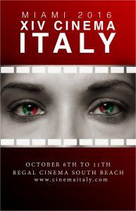 Cinema Italy Miami 2016