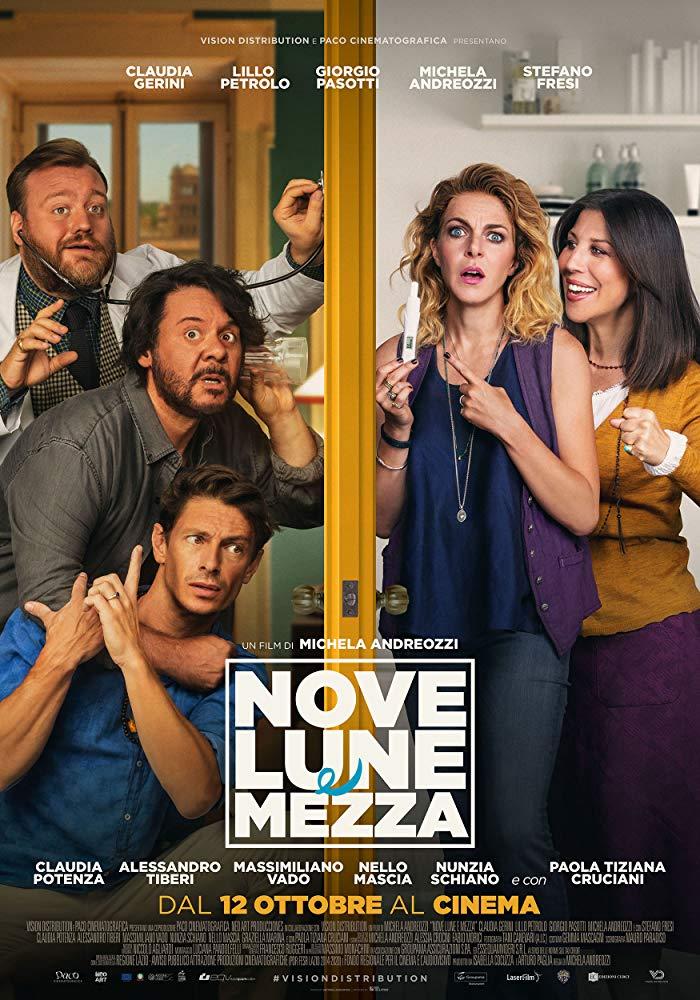 Nove Lune e Mezza_Poster<br />