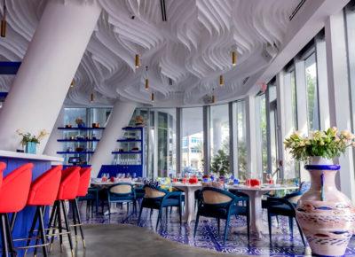 Amare Restaurant Miami
