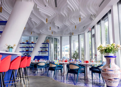 Amare Ristorante as backdrop of the signature 2019 Closing Dinner and Award Ceremony