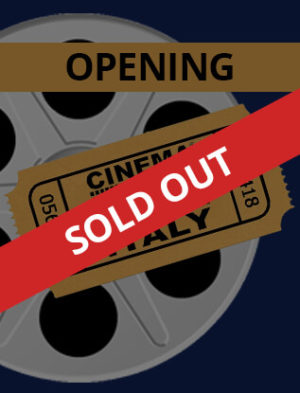 Opening Movie SOLD OUT
