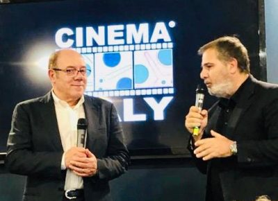 Carlo Verdone Cinema Italy 2019 Winner